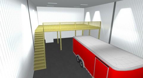 20' Mezzanine Rendering 2.22.2018